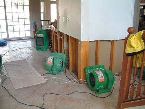 Water Damage Restoration : Carpet Cleaning Redding Ca