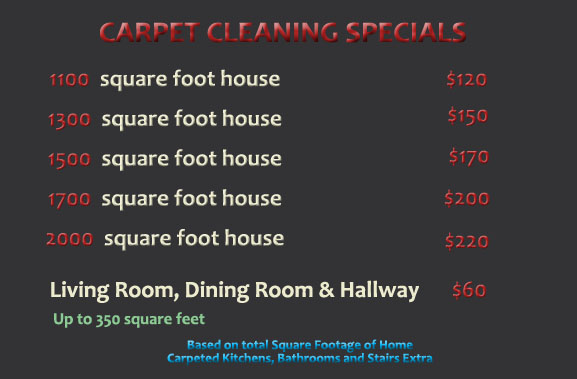 Steam Cleaning Redding CA